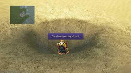 Mercury Crest