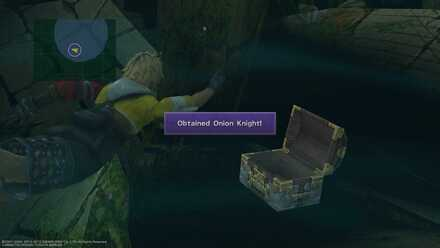 Obtaining Onion Knight