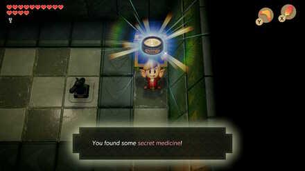 Secret Medicine