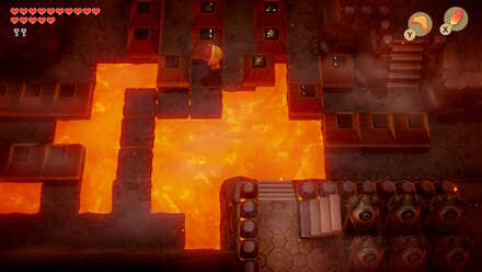 Lava Room Blocks