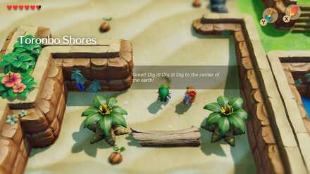 Easter Eggs And Secrets Zelda Link S Awakening Game8