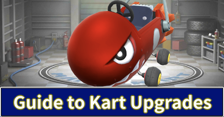 Kart Upgrades