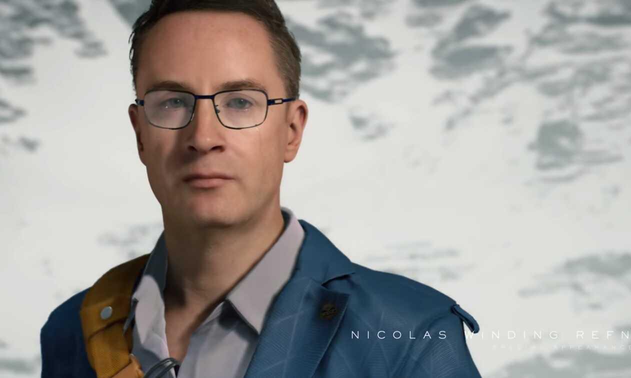 Nikolas Winding Refn
