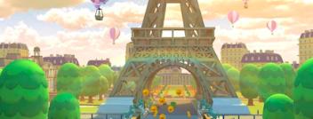 Paris Promenade 1 Image