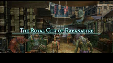 rabanastre II main story walkthrough final fantasy xii ffxii ff12