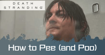 How to Pee and Poo