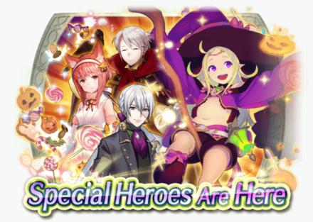Trick or Defeat! (Revival) Banner