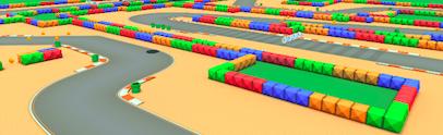 Mario Circuit 3R Image