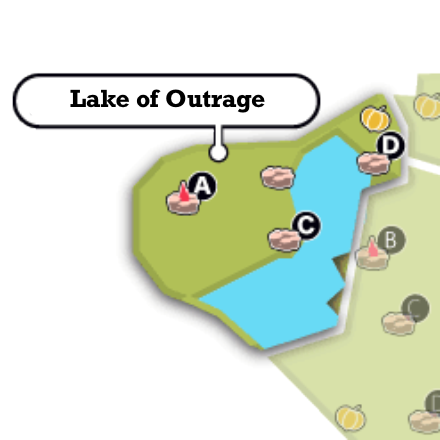 Lake of Outrage