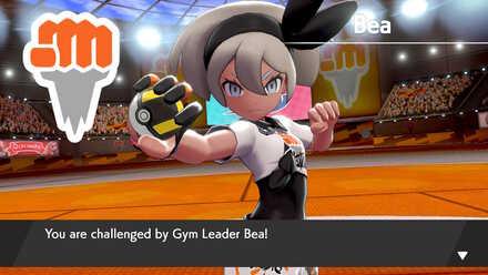 Gym Leader - Bea