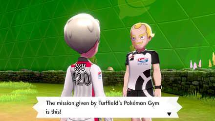 Turffield Gym Mission