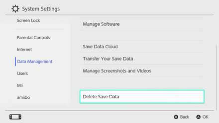 How To Delete Your Save Game to Start a New Game - Delete Save Data .jpg