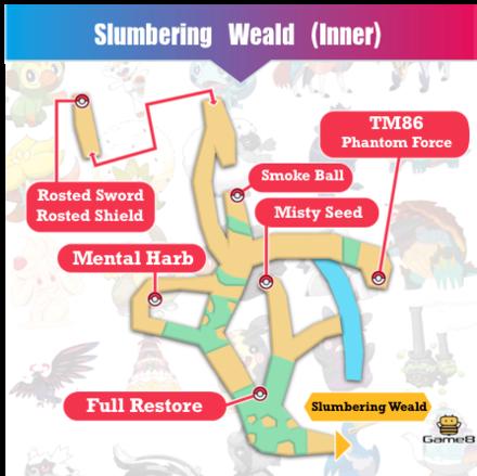 Slumbering Weald (Inner)