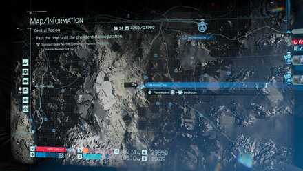 Godzilla map image