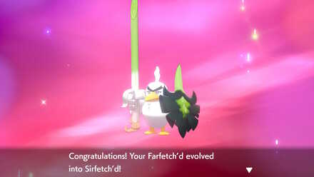 How to Evolve Galarian Farfetch