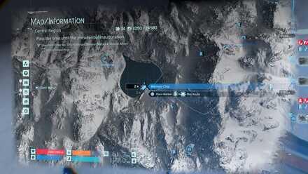 Dr. Strangelove map image