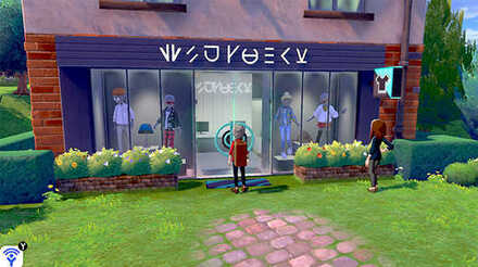Post Game Content - Boutique