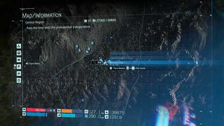 Once In A Long Long While.../ Low Roar map image