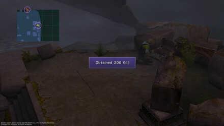 FFX Submerged Ruins 200 Gil