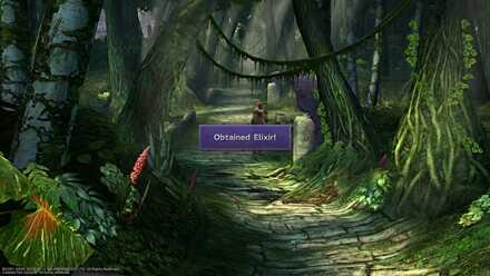 FFX Kilika Jungle Elixir Lord Ochu Defeated