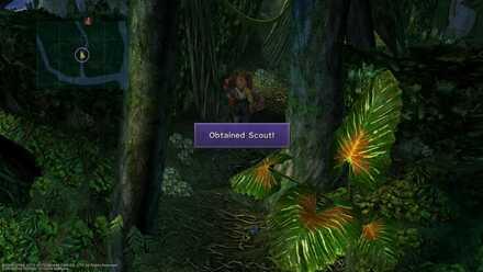 FFX Kilika Jungle Scout