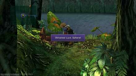 FFX Kilika Jungle Luck Sphere