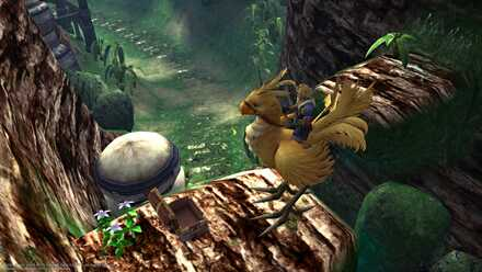 FFX Chocobo Jump Scout
