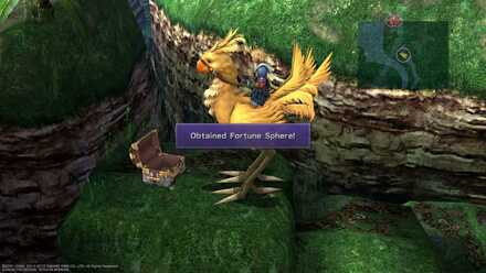 Fortune Sphere FFX Mi