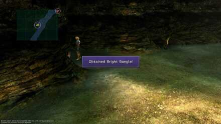 FFX Bright Bangle Obtainable Item Djose Road