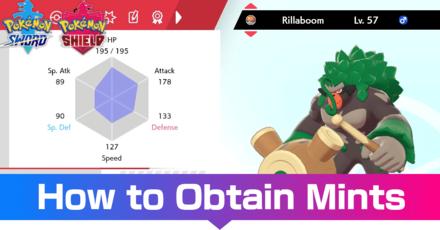 How to Obtain Mints
