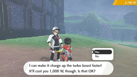 Rotom Bike Upgrade 2