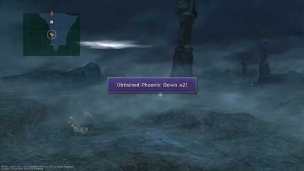 FFX Phoenix Down x2 Thunderplains