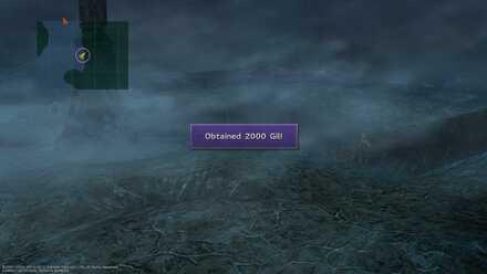 FFX 2000 Gil Obtainable items Thunderplains