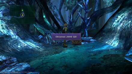 FFX 2000 Gil Obtainable Items Macalania Forest