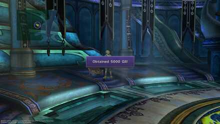 FFX Final Fantasy X Obtainable Items 5000 Gil