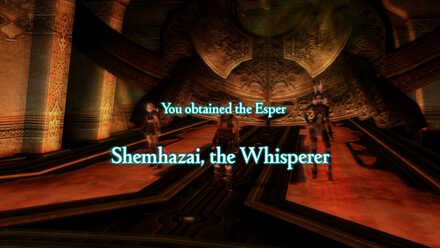 shemhazai obtained esper walkthrough final fantasy 12 ffxii