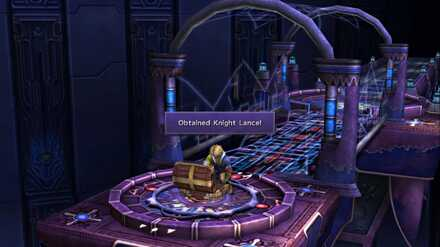 FFX Final Fantasy X Obtainable Items Chapter 10 Bevelle Knight Lance