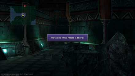 FFX Final Fantasy X Obtainable Items Via Purifico Wht Magic sphere
