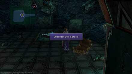 FFX Final Fantasy X Obtainable Items Via Purifico Skill Sphere