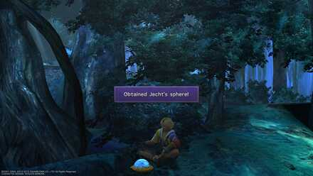 FFX Final Fantasy X Obtainable Items Chapter 10
