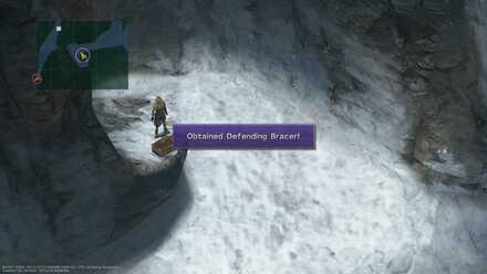 FFX Final Fantasy X Defending Bracer Obtainable Item