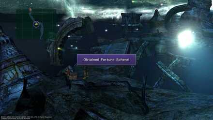 FFX Final Fantasy X Obtainable Items Zanarkand Fortune Sphere