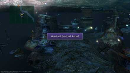 FFX Final Fantasy X Obtainable Items Zanarkand Spiritual Targe