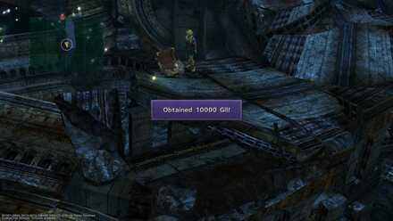 FFX Final Fantasy X Obtainable Items Zanarkand 10000 Gil