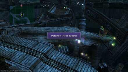 FFX Final Fantasy X Obtainable Items Zanarkand Friend Sphere
