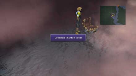 Final Fantasy X FFX Obtainable Items Sin Sea Phantom Ring