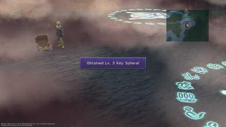 Final Fantasy X FFX Obtainable Items Sin Sea Lv. 3 Key Sphere