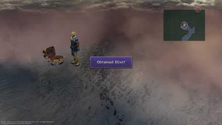 Final Fantasy X FFX Obtainable Items Sin Sea Elixir
