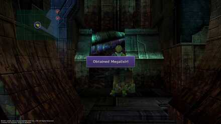 FFX Final Fantasy X Megalixir Sin City Obtainable Items