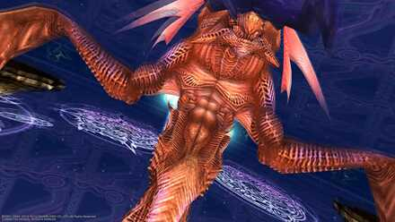 FFX Final Fantasy X Boss Fight Spectral Keeper